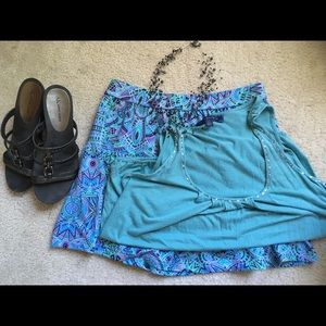 Tehama Perfect for Summer Skirt Great Color Option